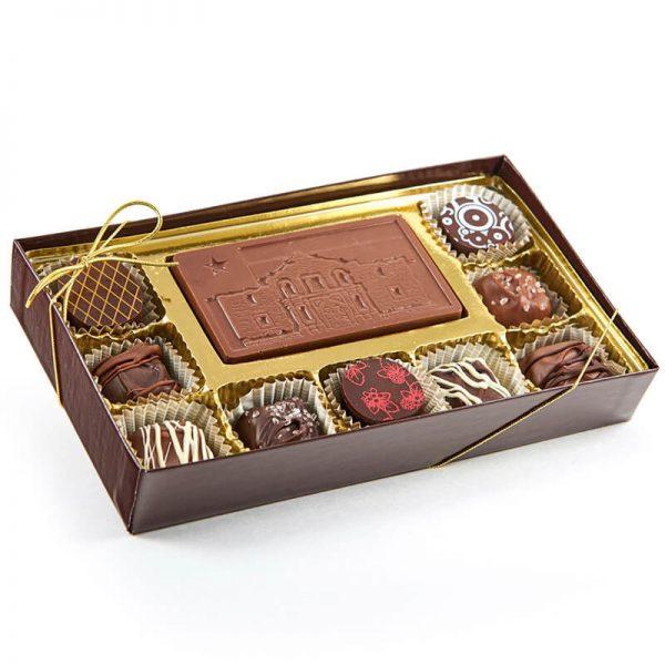Chocolate Alamo Box