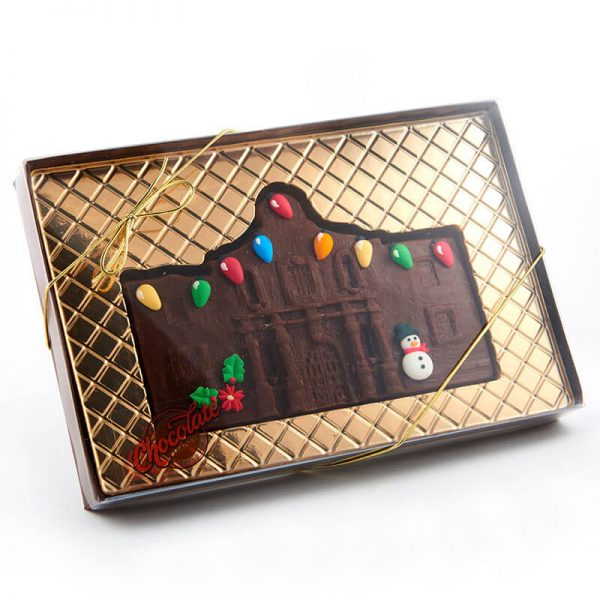 Alamo Christmas Assorted Chocolate Box