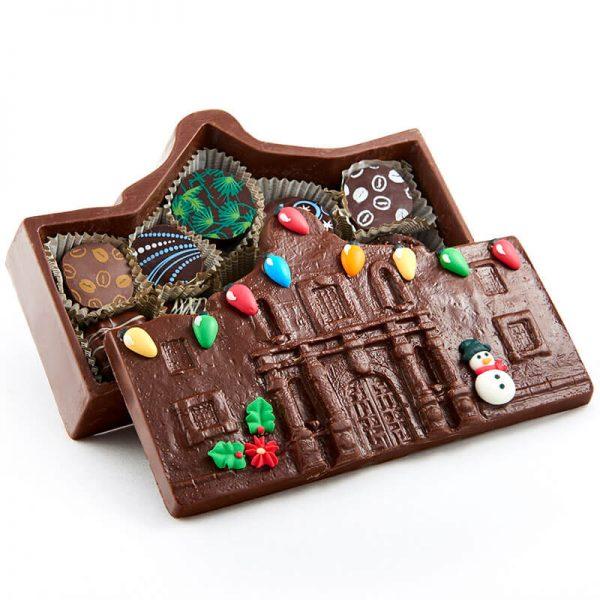 Alamo Christmas Assorted Chocolate Box