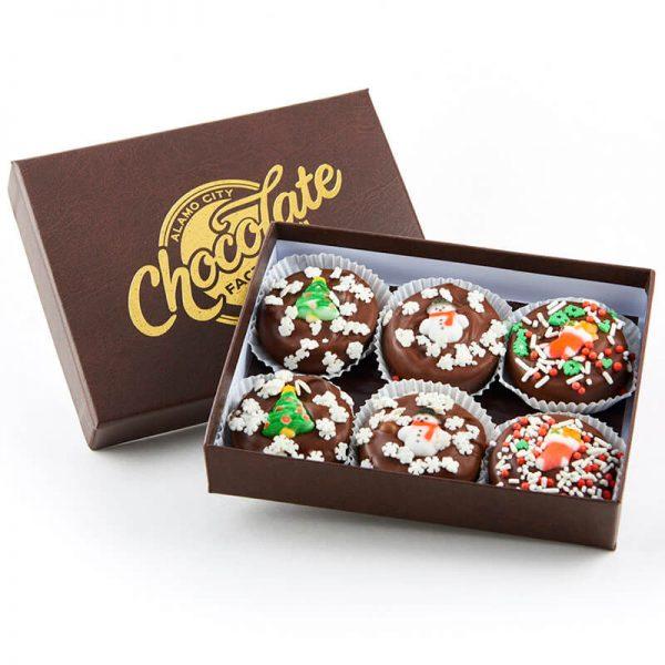 Christmas Assorted Chocolate Box