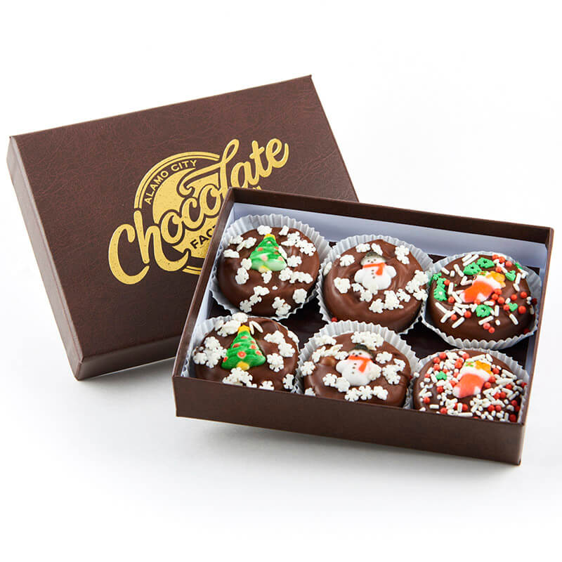 Christmas Assorted Chocolate Box