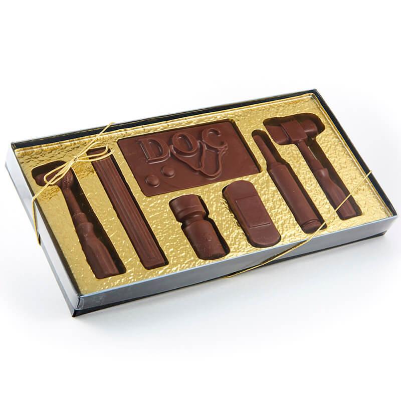 Chocolate Dr Tool Kit