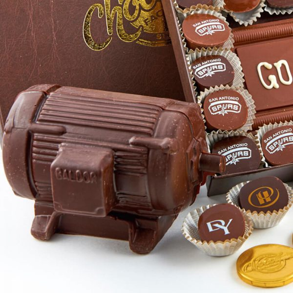 Spurs Themed Assorted Chocolate Boxes