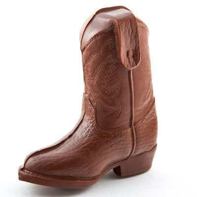 Chocolate Cowboy Boot