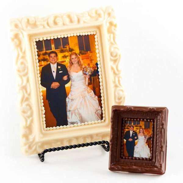 Chocolate Photograph Frames