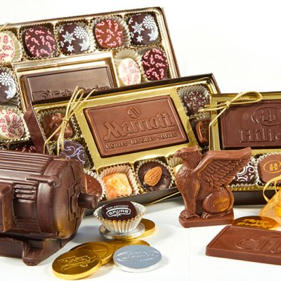 Themed Assorted Chocolate Boxes