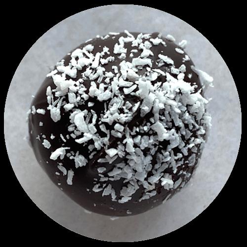 Dark Chocolate Coconut
