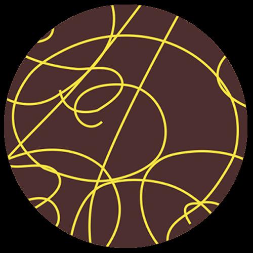 Rum Truffle Pattern
