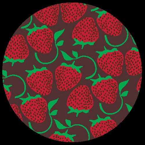 Strawberry Truffle Pattern